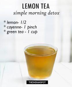 is citroensap goed voor je huid