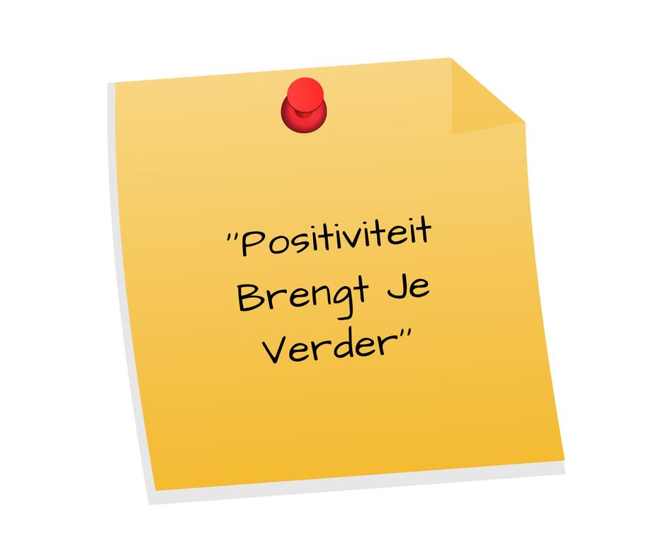 Voorkeur Positief Denken Tips - Ervaar Meer Vrijheid En Geluk (Tip) WV53