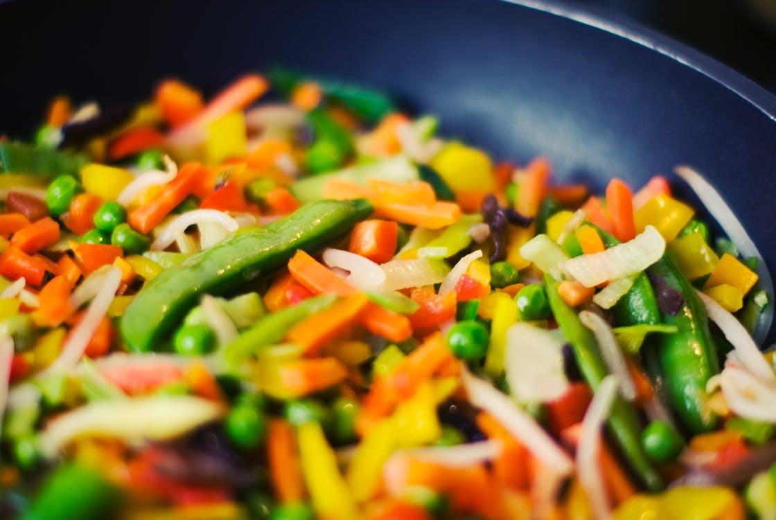 gerechten koolhydraatarm dieet