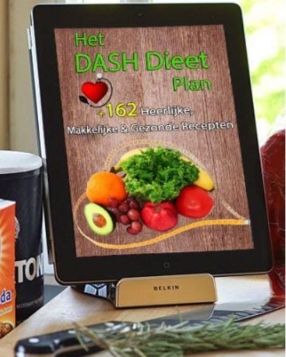 het dash dieet plan