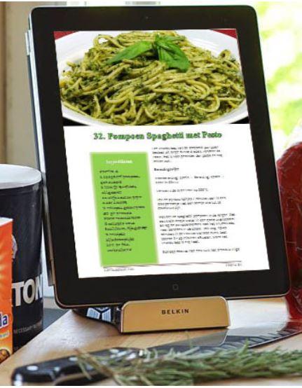 recepten dash dieet plan