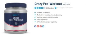 beste pre-workout