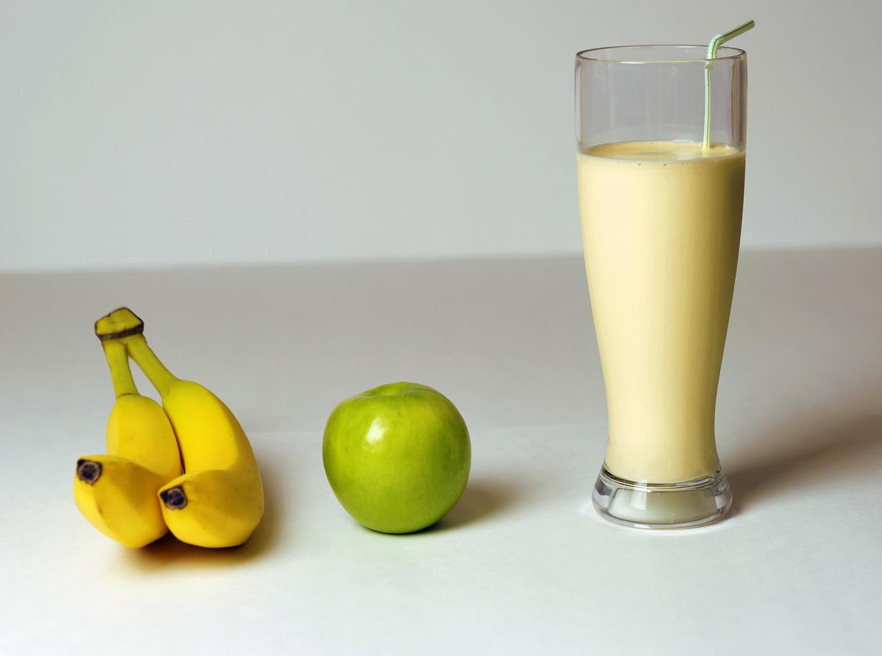 smoothie met munt