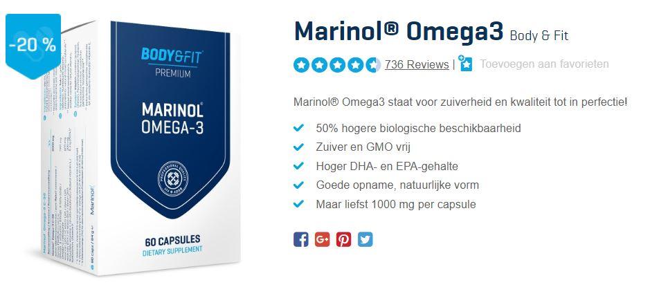 marinol omega 3