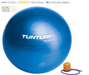 beste fitnessbal