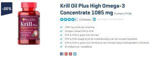 beste krill olie