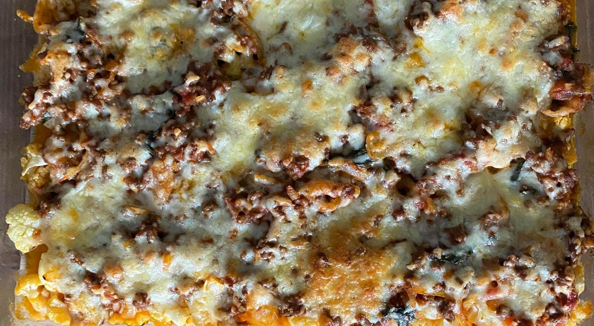 ovenschotel met gehakt