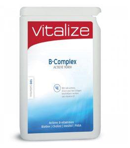 beste vitamine b complex