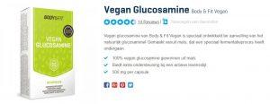 welke glucosamine is goed voor je