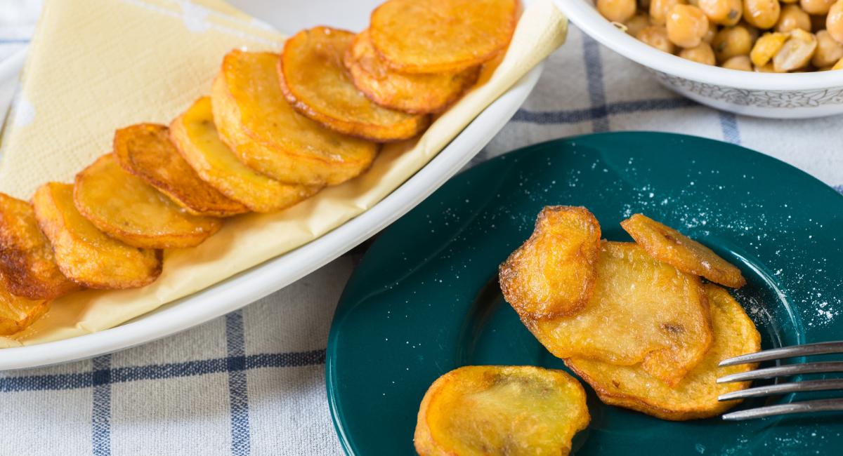 zelf gezonde chips maken