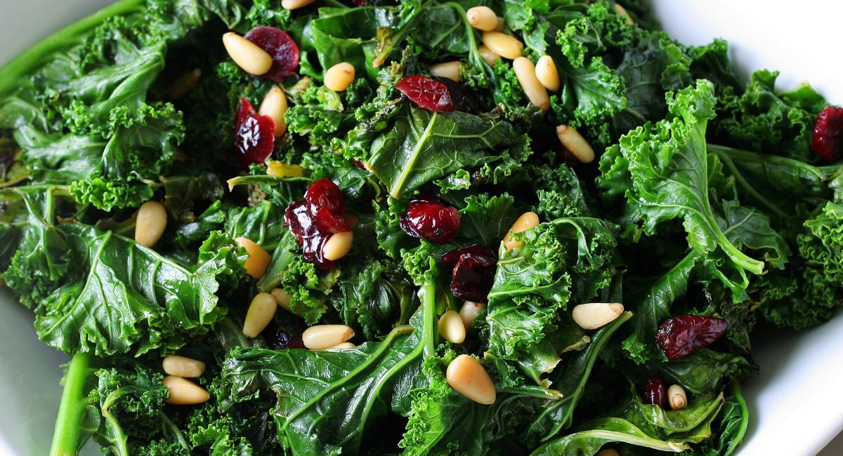 recept met spinazie