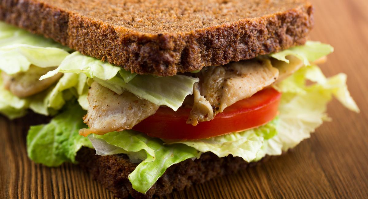 broodje gezond recept