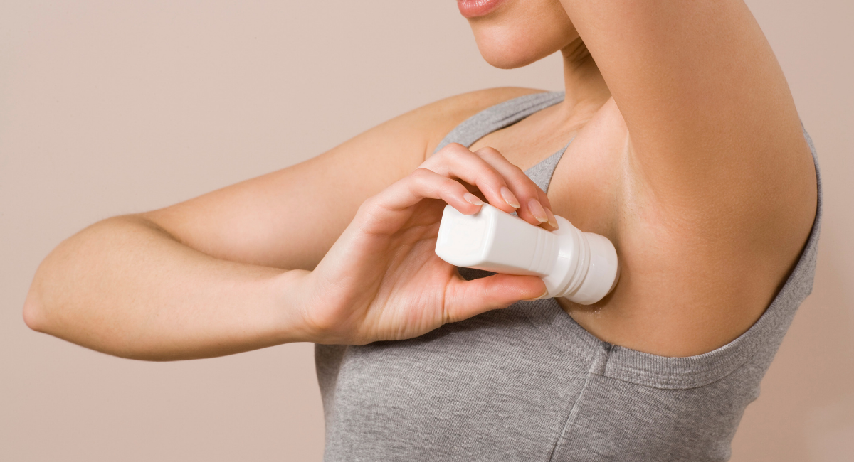 deodorant zonder aluminium