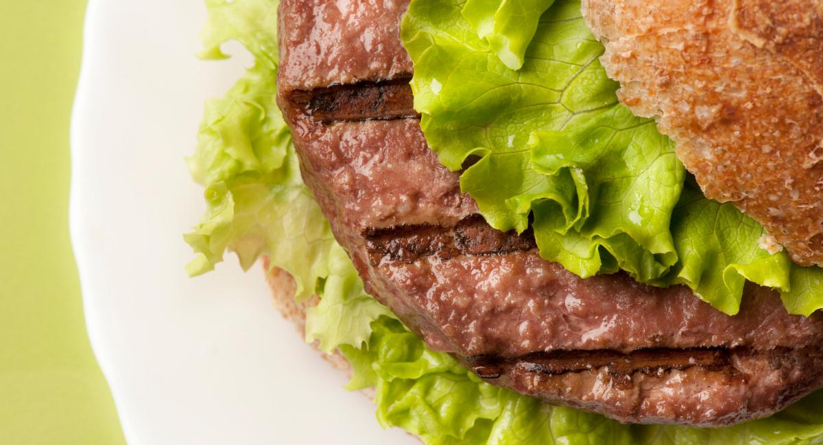 hamburger bakken
