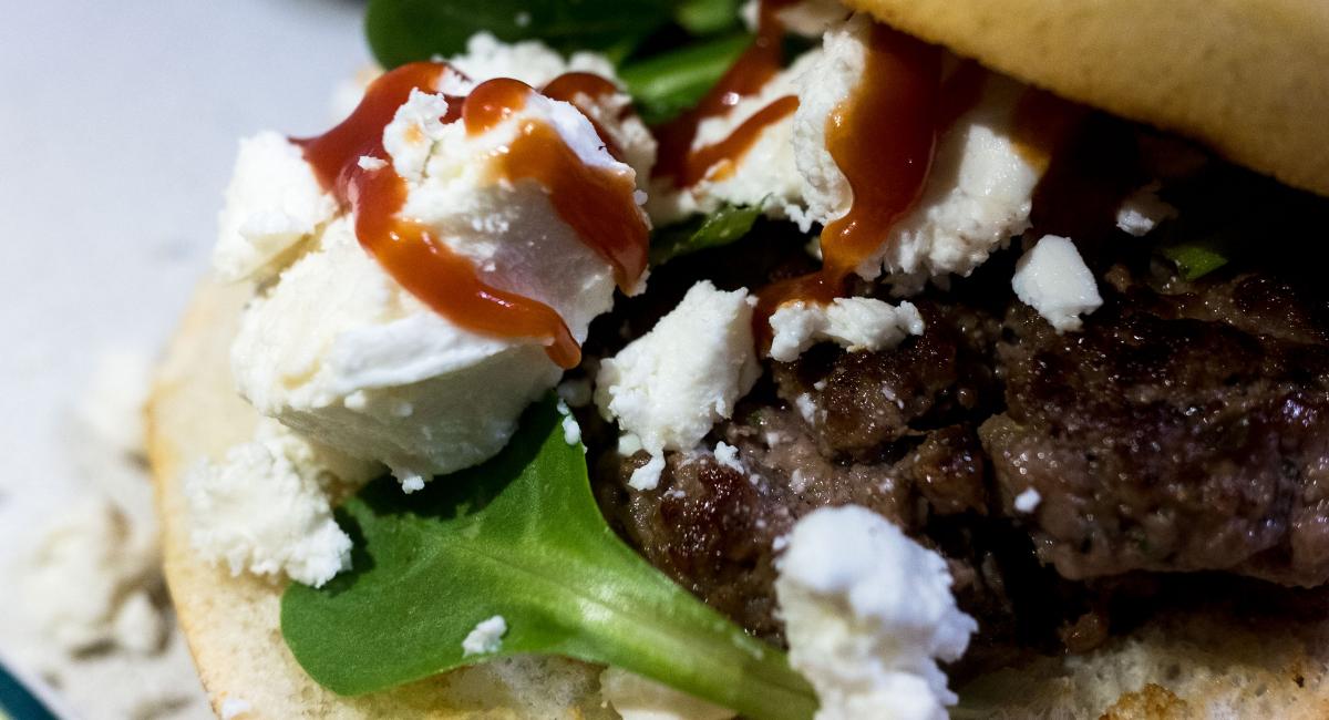 koolhydraatarme hamburgers
