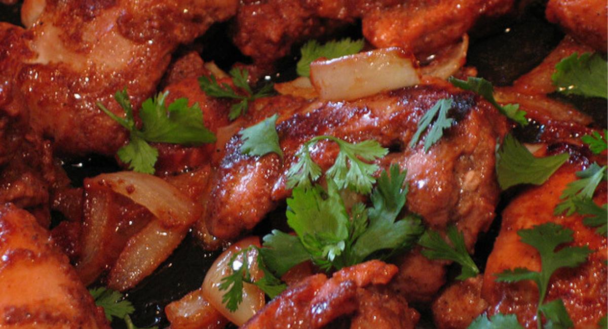 kip tandoori recept