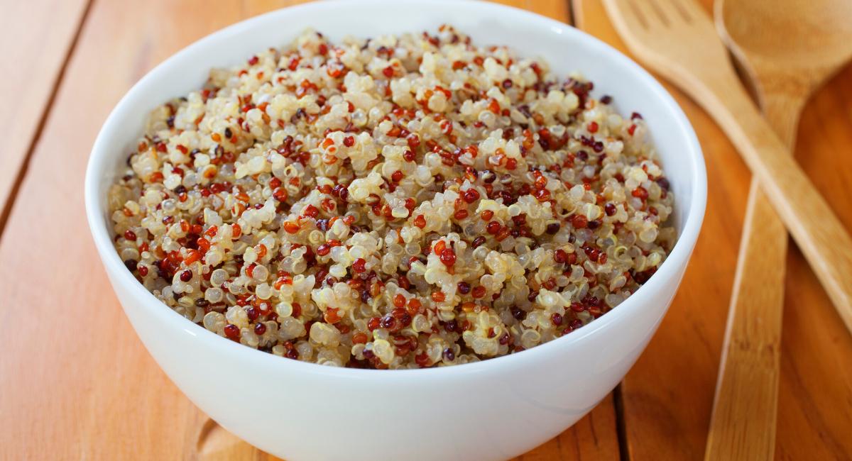 hoe kook je quinoa