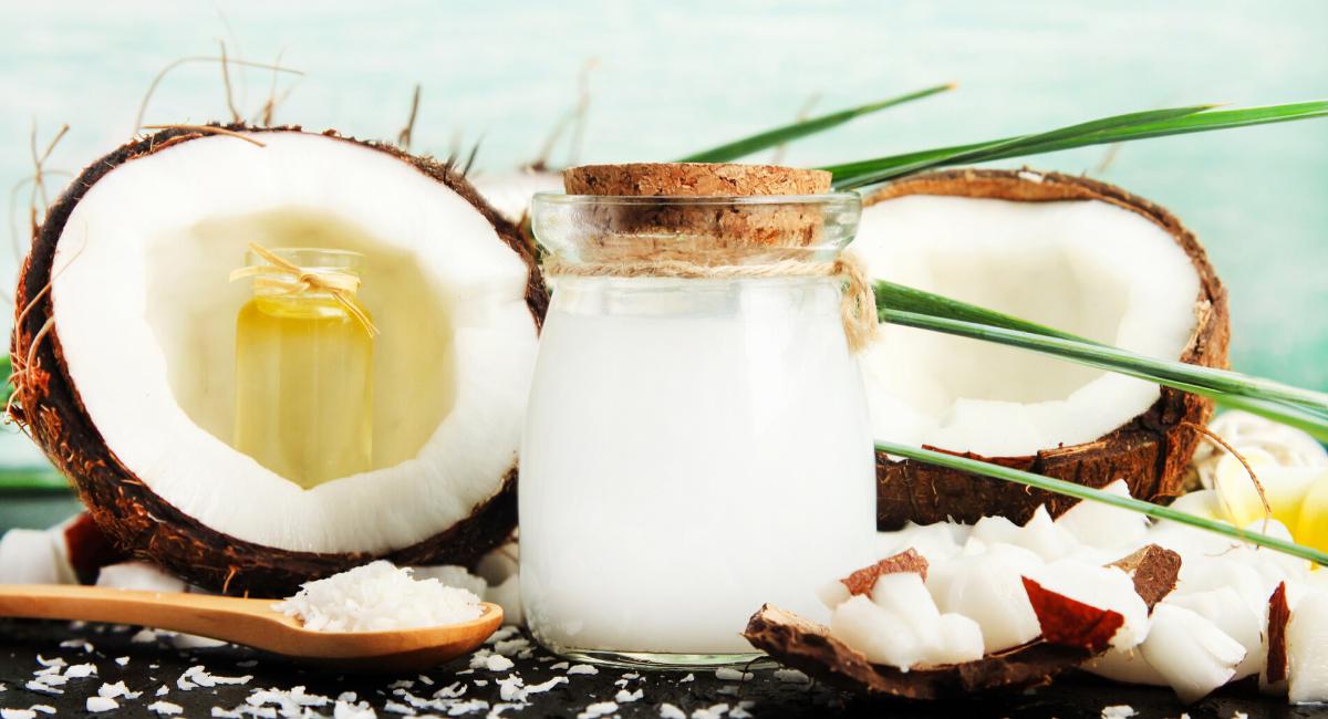 is een kokosnoot gezond