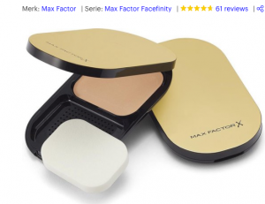 foundation max factor