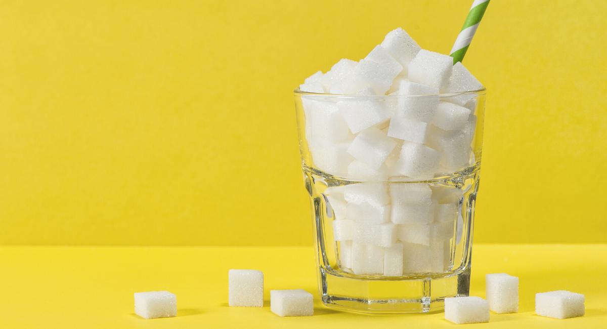 afkicken van suiker