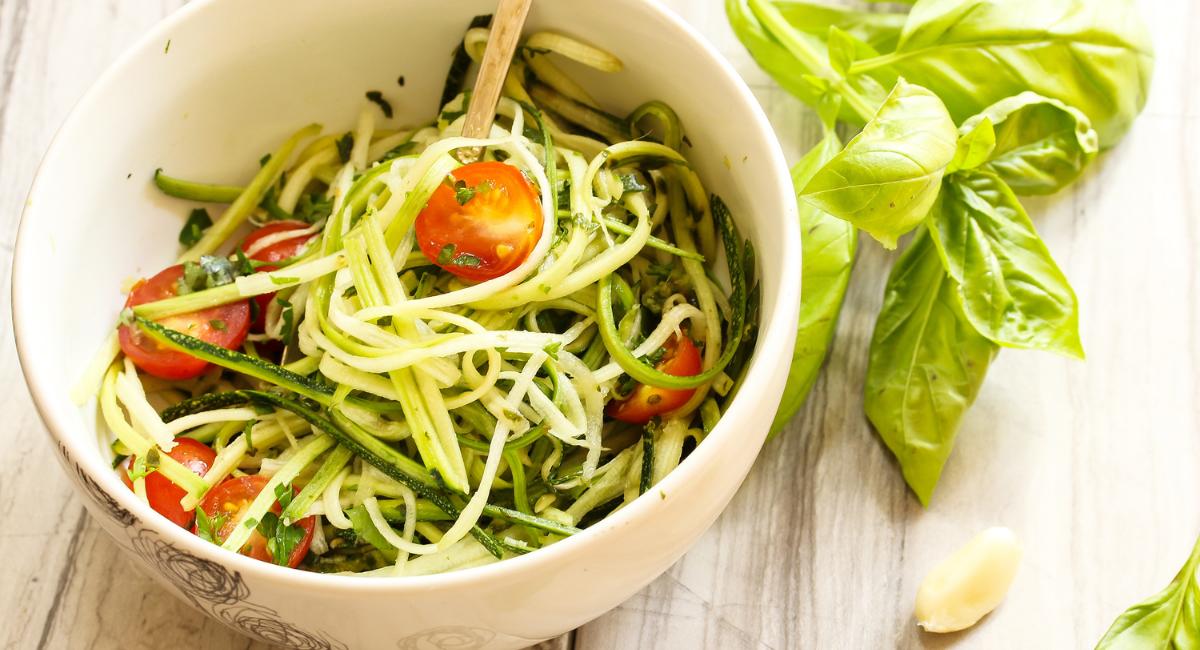 courgette pasta