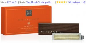 rituals autoparfum