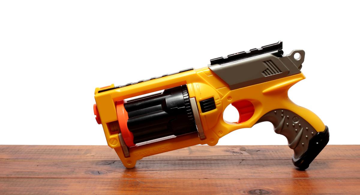beste nerf gun
