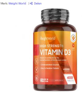 vitamine d tekort symptomen ogen