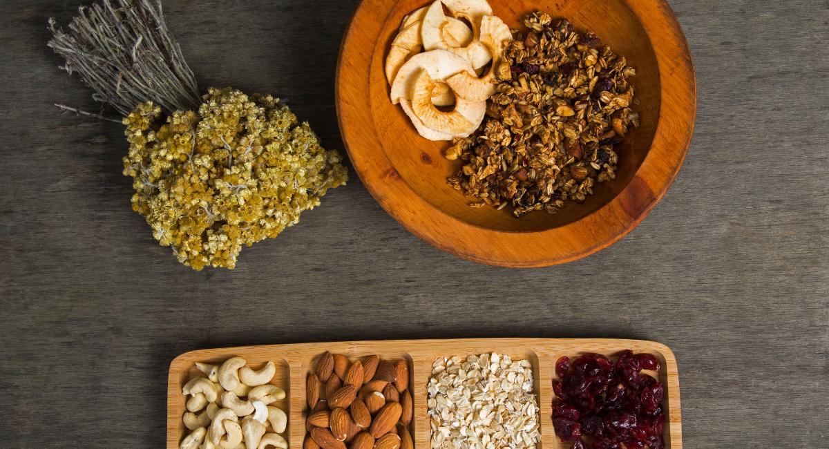 koolhydraatarm granola recept
