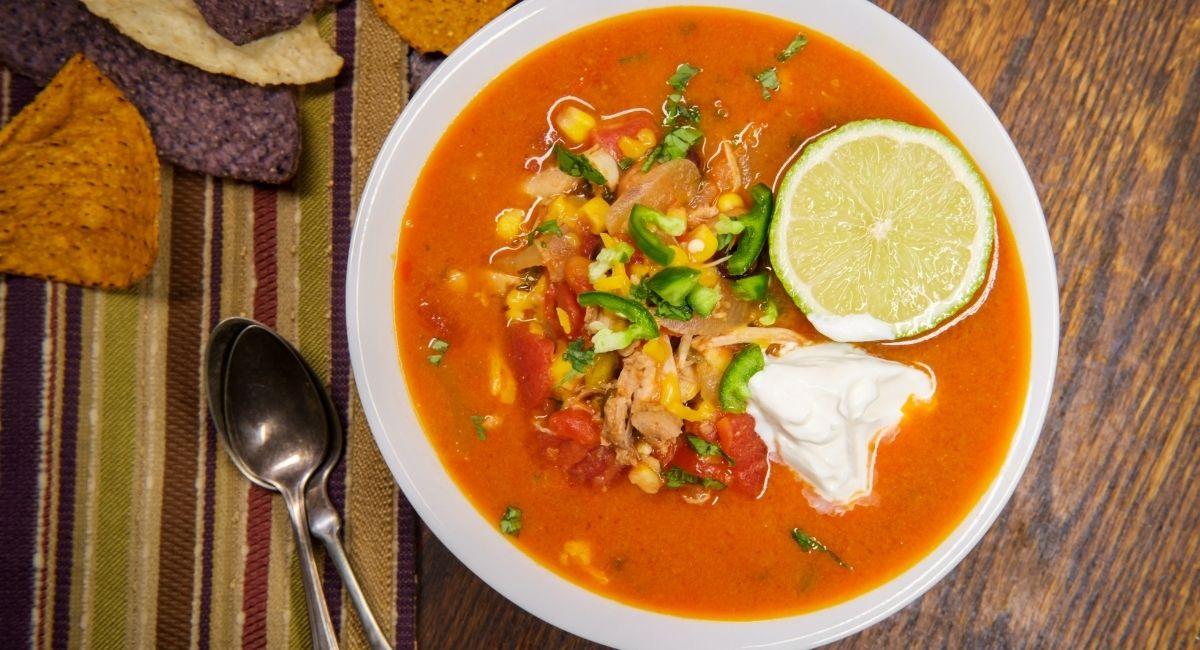 taco soep